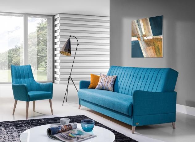 Mīkstās mēbeles Vittorio krēsls