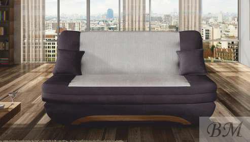 PLATAN Mīkstās mēbeles Lodka dīvāns