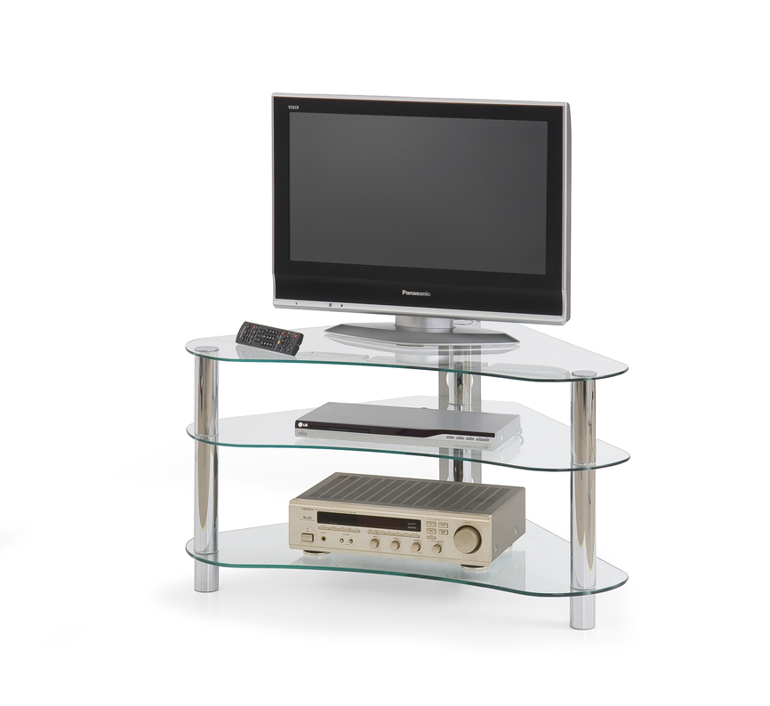 RTV-13 TV stand color: transparent
