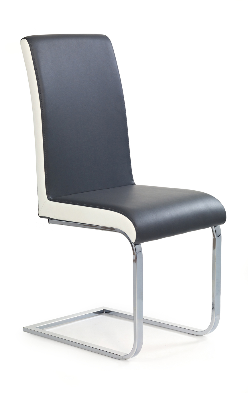 K103 chair color: grey/white