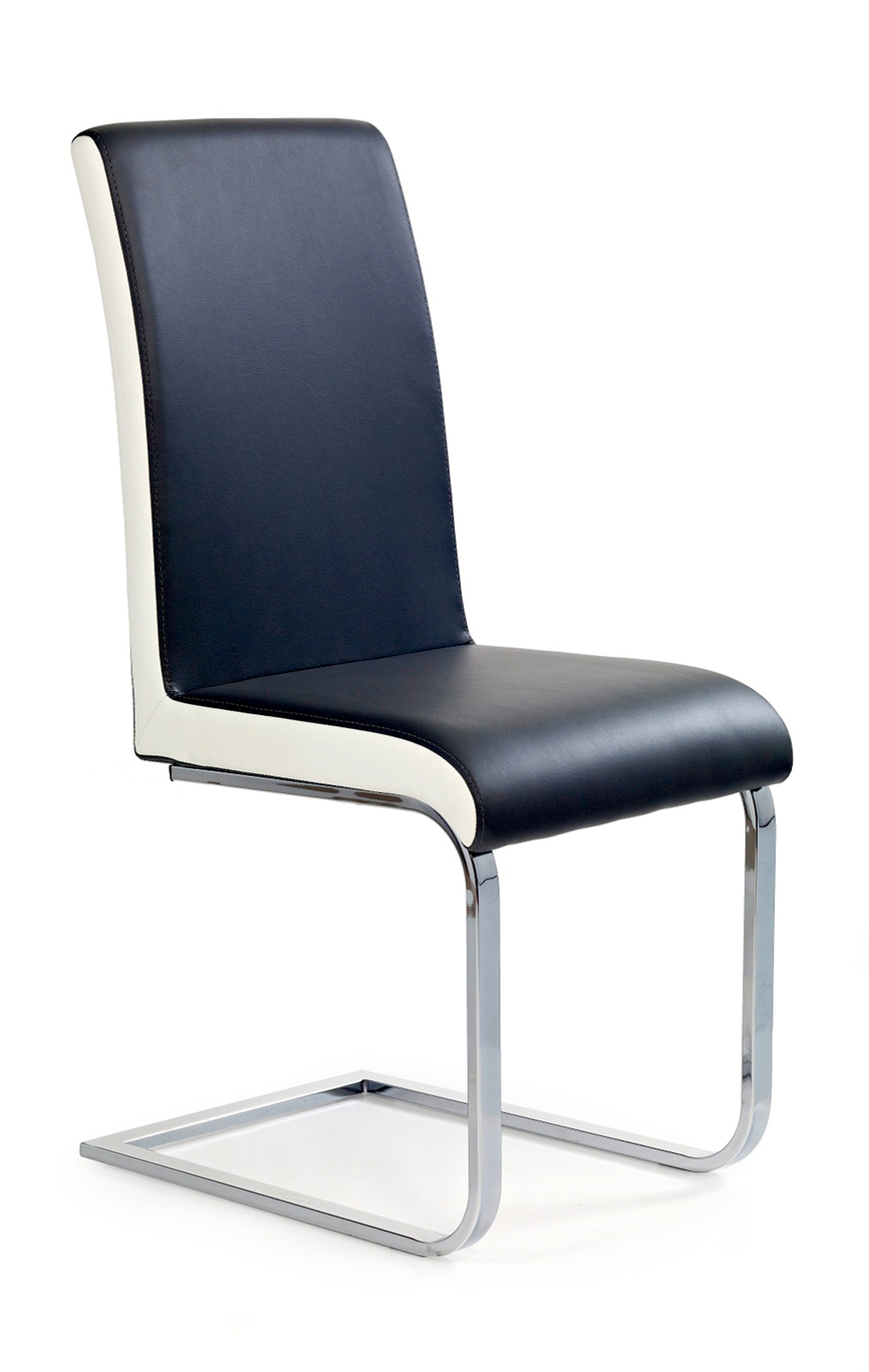 K103 chair color: black/white