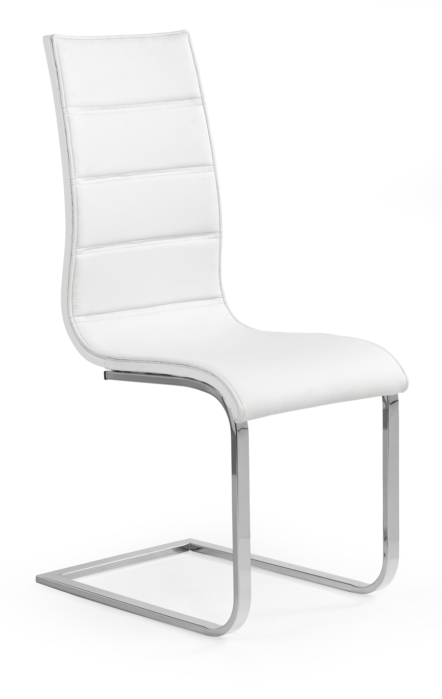 K104 chair color: white/white