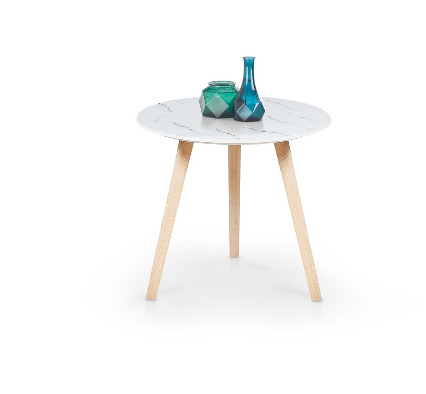 AIDA c. table, color: marble