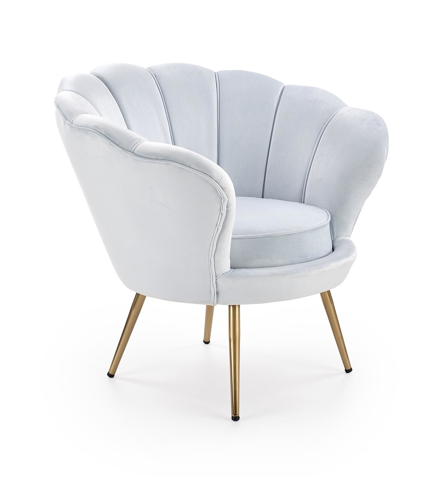 AMORINO l. chair, color: light blue