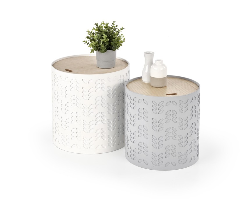 ALBA set of two c. tables
