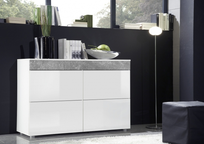 Sekcija Glossy Furniture 10