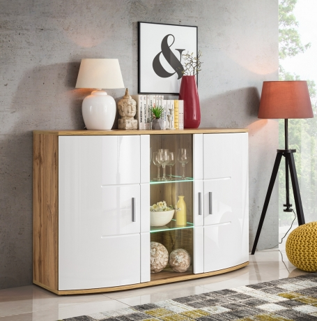 Sekcija Glossy Furniture 11