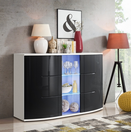 Sekcija Glossy Furniture 12