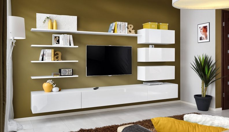 Sekcija Glossy Furniture 15