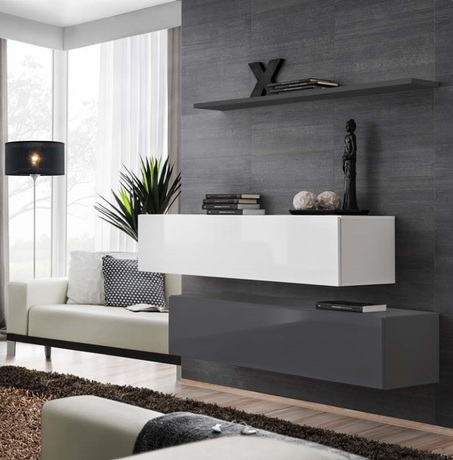 Glossy Furniture SW SB2