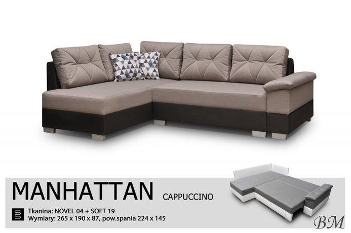 Manhattan Corner Sofa