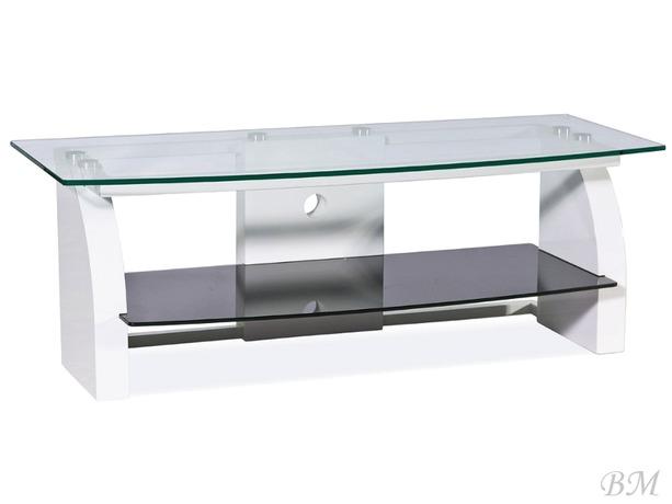 Tv Tables Kaspian Sonoma Tumba Rtv2s 4 Mēbeles Furniture