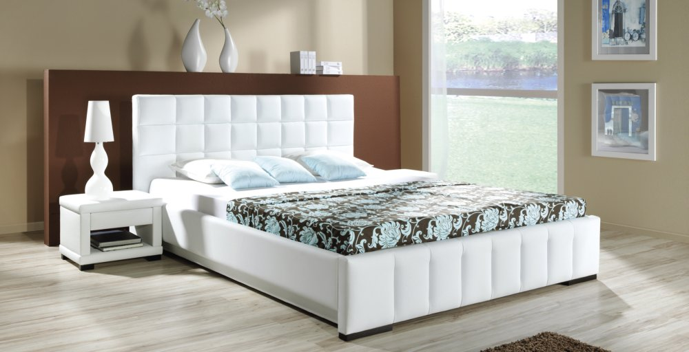 upholstered beds kalipso h 4 m beles furniture store. Black Bedroom Furniture Sets. Home Design Ideas